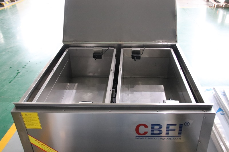 CBFI sculpture tube ice manufacturing order now for ice sphere-7