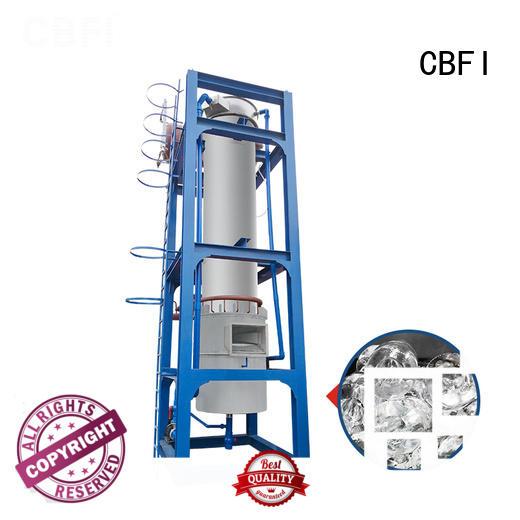 CBFI AT60 60 Tons Per Day Ammonia Refrigerant Tube Ice Machine