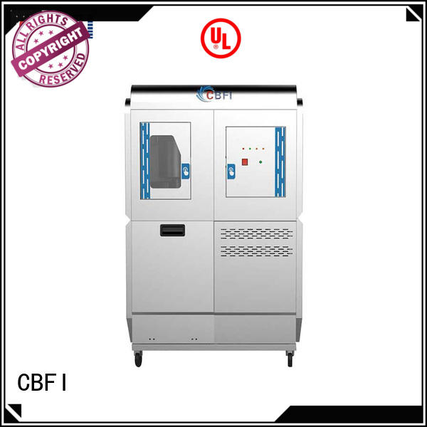 CBFI series vogt tube ice machine price factory price for restaurant