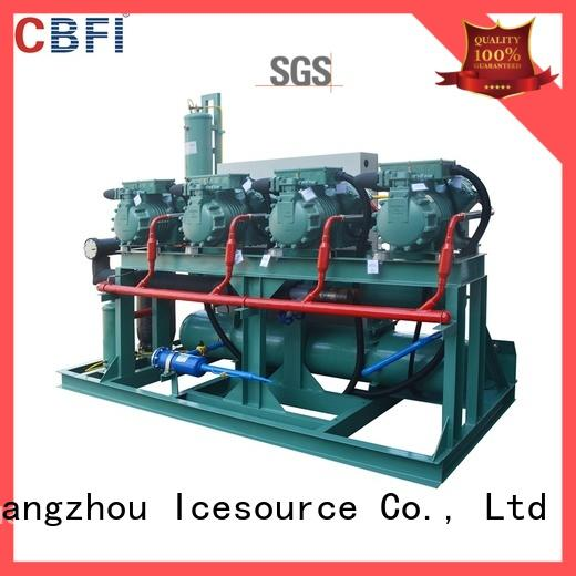 CBFI vcr ice manufacturing machine manufacturer