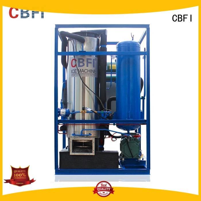CBFI plant tube ice machine philippines types for cafe