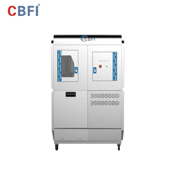 CBFI pellet ice maker factory price for aquatic goods