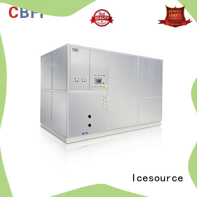 CBFI cooling plate ice machine from manufacturer for high-end wine
