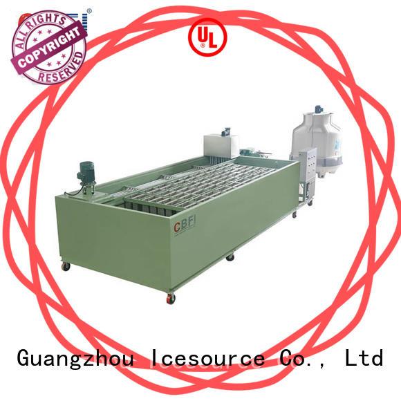 pipes maker block ice machine manufacturers CBFI manufacture