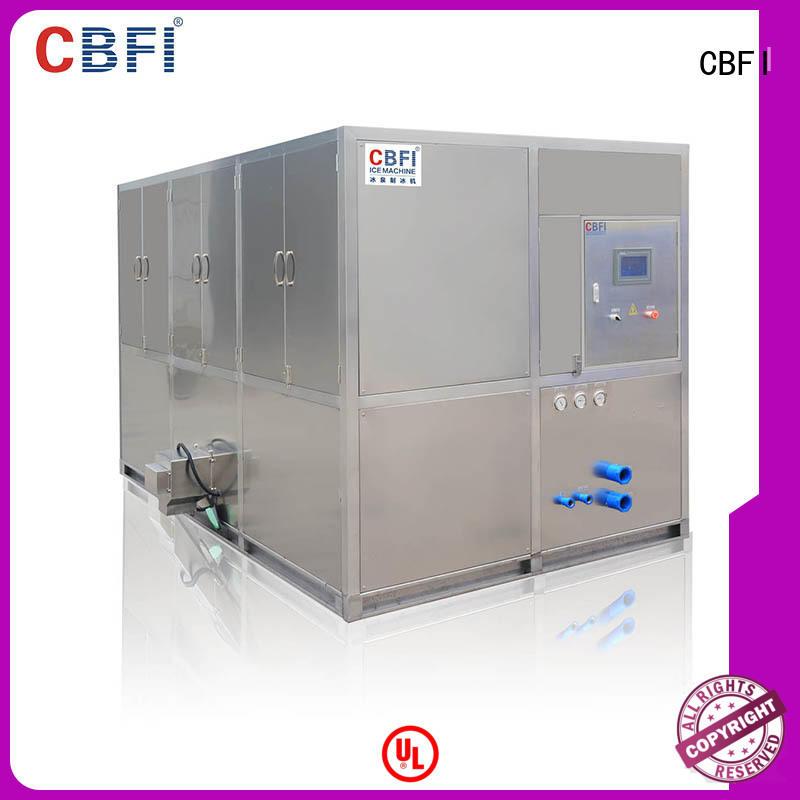 CBFI capacity ice cube maker machine for freezing
