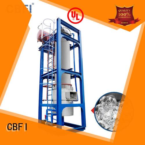 CBFI making bulk production for fish stores