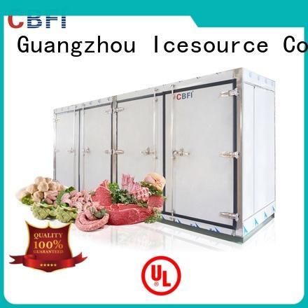 CBFI hot-sale cold room freezer certifications