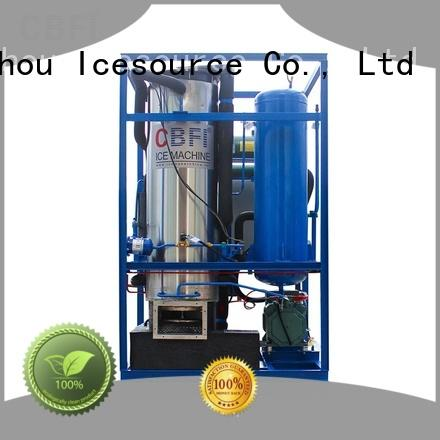 widely used tube ice producer for ice making