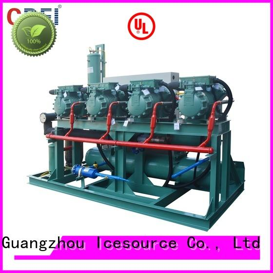 CBFI easy to use cold storage room supplier for water pretreatment