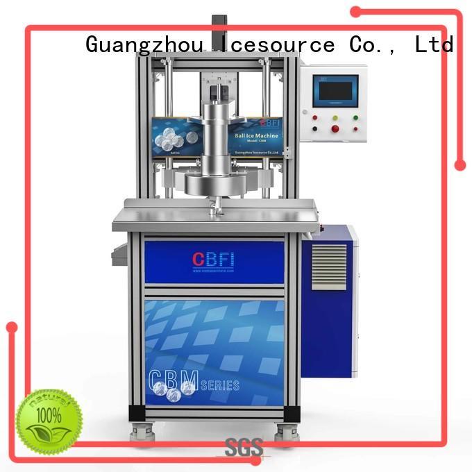 luxury ice sphere maker highend bulk production for cooling
