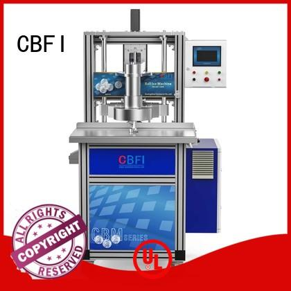 series ice sphere maker consumption for cooling CBFI