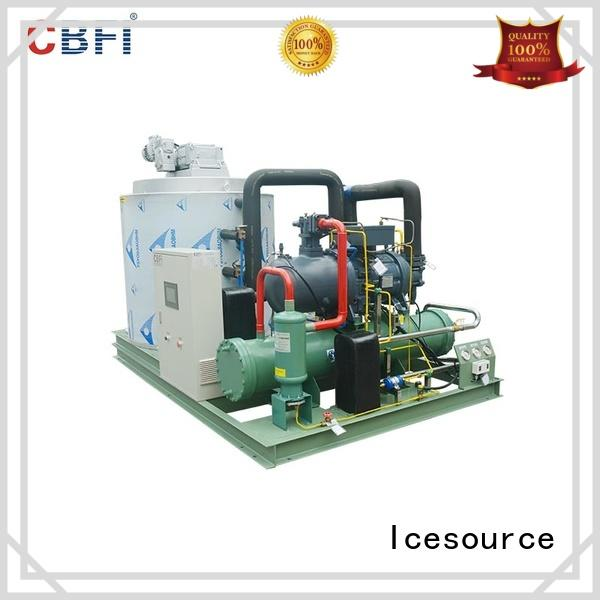 CBFI high-quality ice machine flake ice bulk production for restaurant