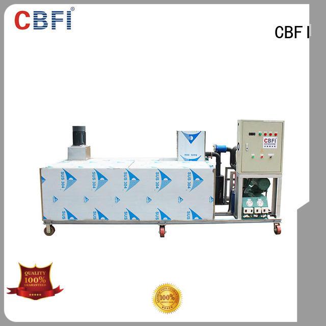 CBFI ton block ice machine for manufacturer for medical rescue