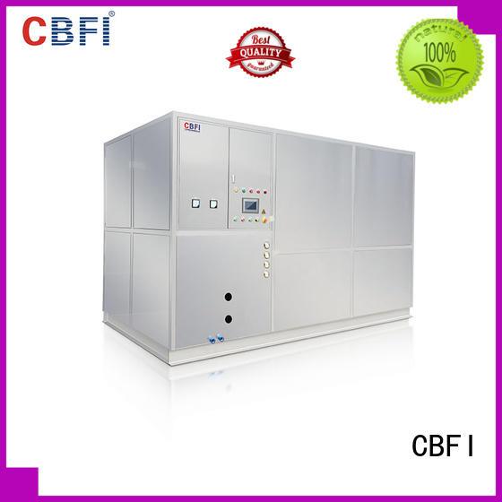 cooling restaurant ice machine plant for summer CBFI