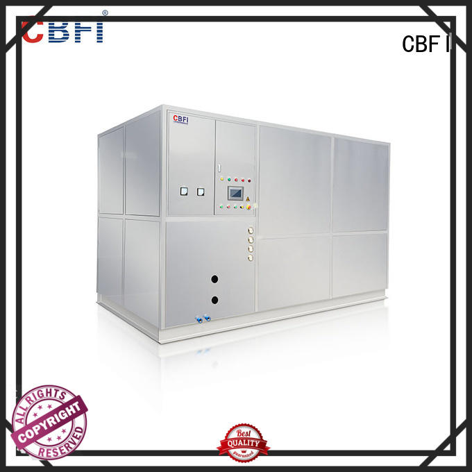 CBFI market plate ice maker for wholesale for high-end wine