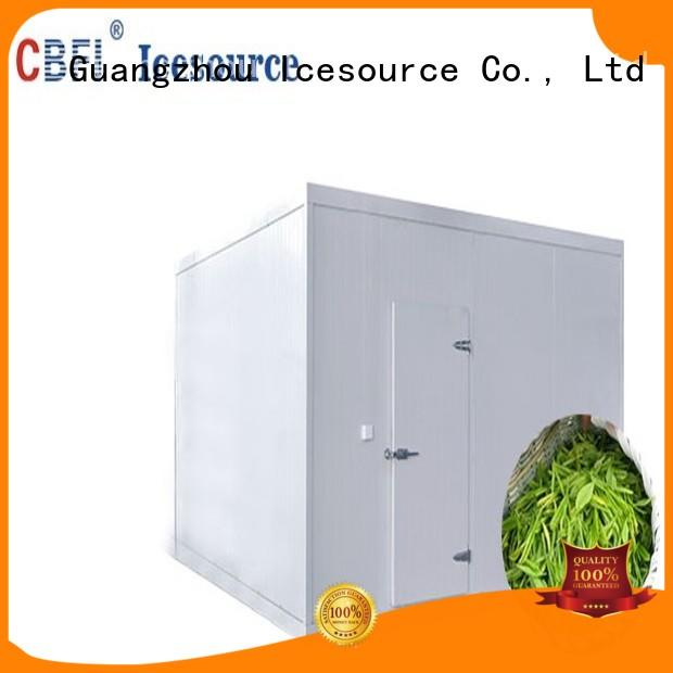 CBFI mobile cold storage free design for vegetable storage