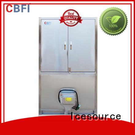 CBFI high reputation best ice cube machine ice for freezing