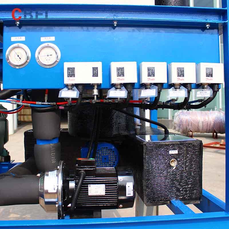 CBFI-ice tube machine manufacturers | Freon System Tube Ice Machine | CBFI