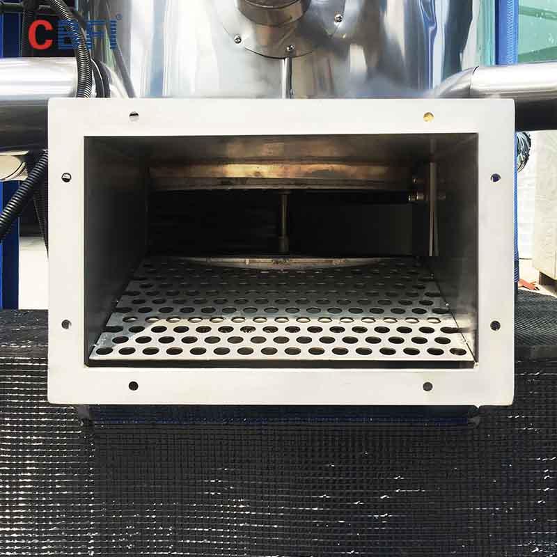 CBFI-CBFI TV100 10 Tons Per Day Tube Ice Machine For Hotels