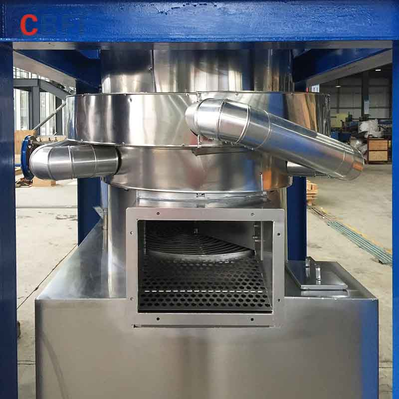 CBFI-tube ice machine manufacturers philippines | Freon System Tube Ice Machine | CBFI-1