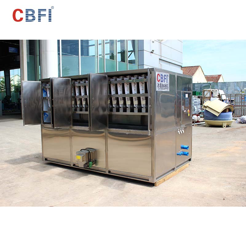 CBFI-ice cube maker machine ,commercial ice cube maker machine | CBFI-1