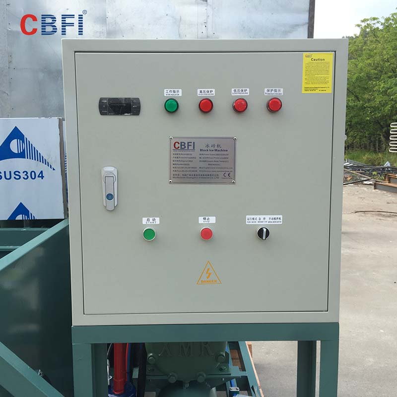 CBFI-ice block making machine | Block Ice Machine | CBFI-1