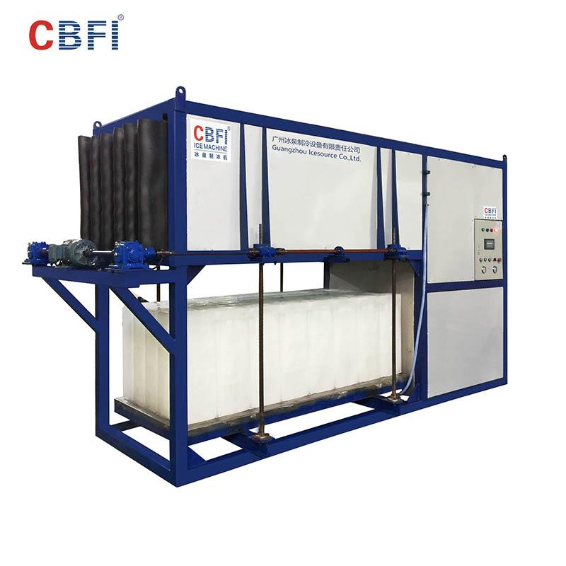 CBFI-Commercial Block Ice Maker Cbfi Abi50 5 Tons Per Day Direct Cooling Block-4
