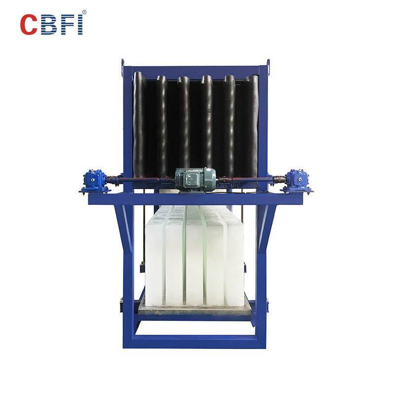 CBFI-Commercial Block Ice Maker Cbfi Abi50 5 Tons Per Day Direct Cooling Block-5