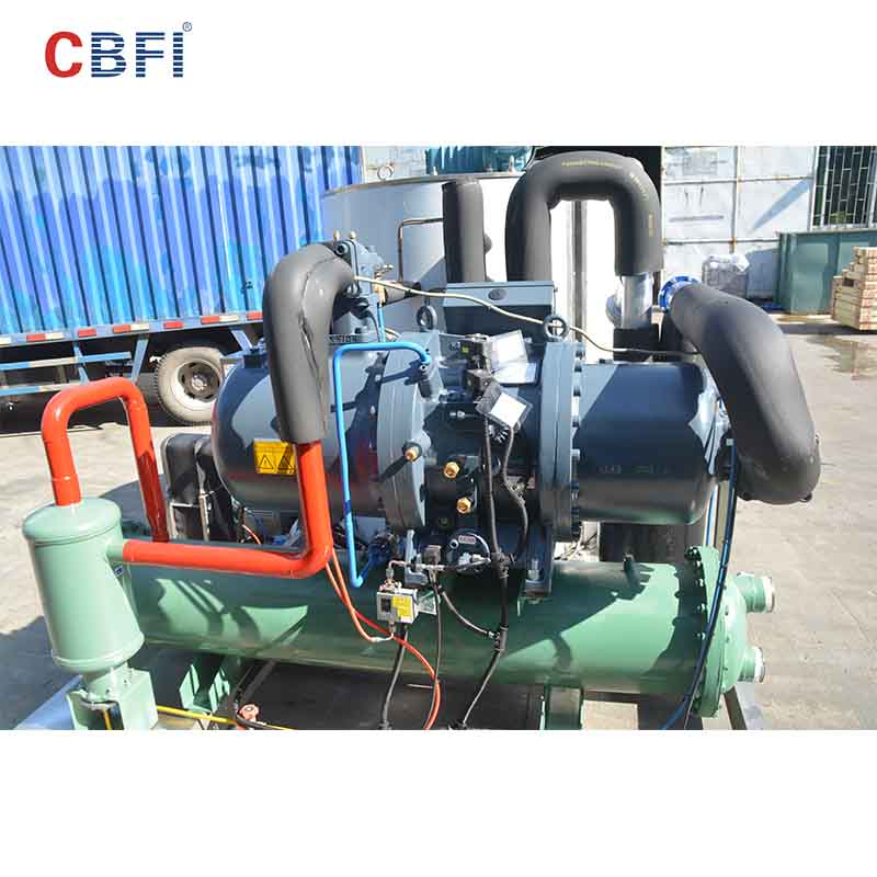 application-CBFI ice industrial flake ice machine bulk production for ice making-CBFI-img-1