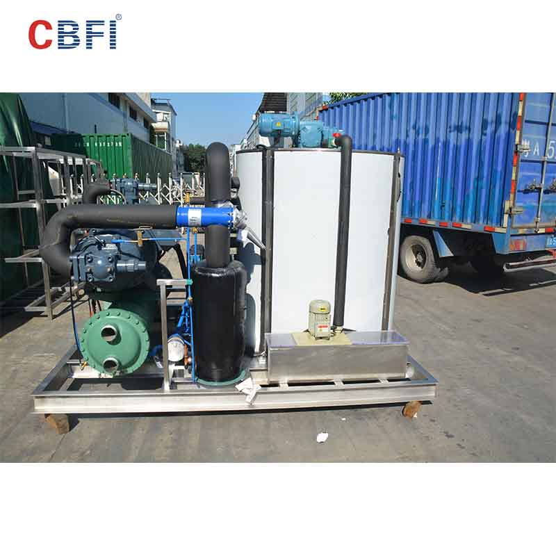 CBFI ice industrial flake ice machine bulk production for ice making-CBFI-img-1