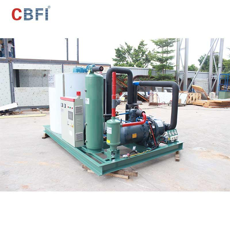 CBFI BF15000 15 Tons Per Day Ice Flake Machine For Cooling Use