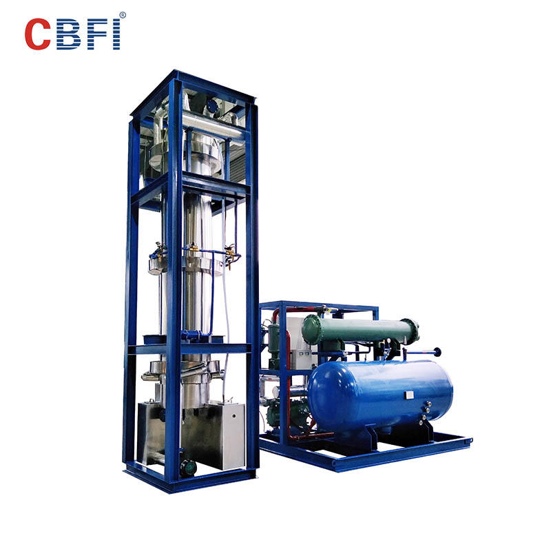 CBFI TV200 20 Tons Per Day Automatic Tube Ice Machine