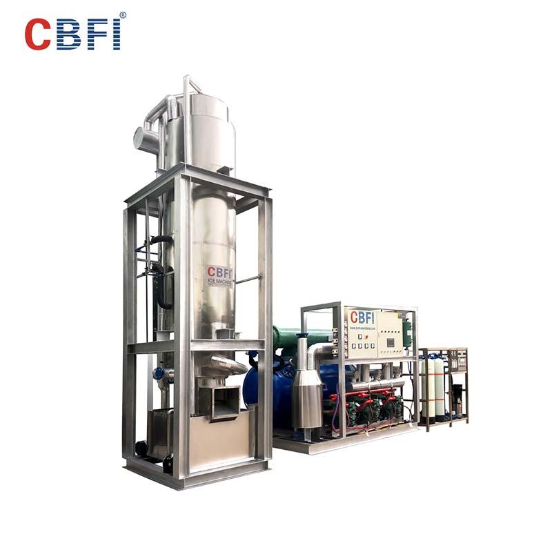 CBFI-CBFI TV300 30 Tons Per Day Tube Ice Making Machine Plant-1