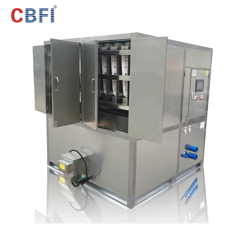 CBFI CV2000 2 Tons Per Day Ice Cube Machine For Bars & Restaurants