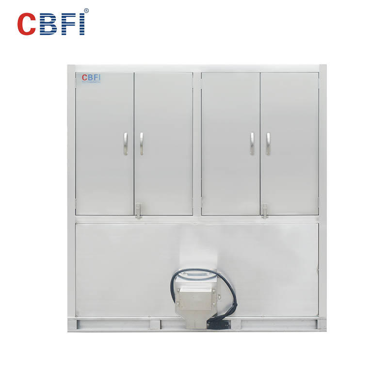 CBFI CV2000 2 Tons Per Day Ice Cube Machine For Bars & Restaurants