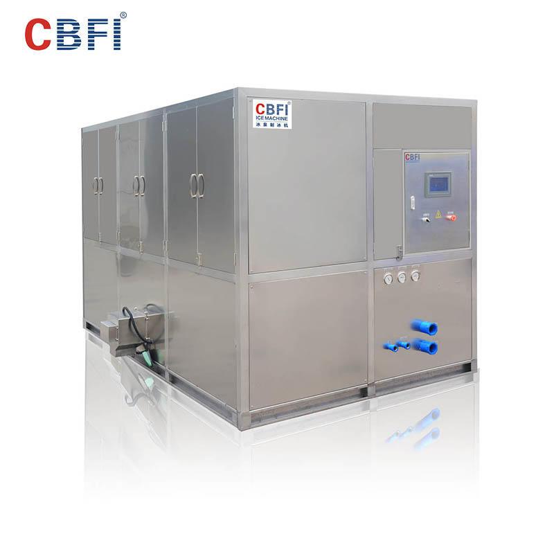CBFI CV5000 5 toneladas por día máquina de hacer hielo con gran capacidad