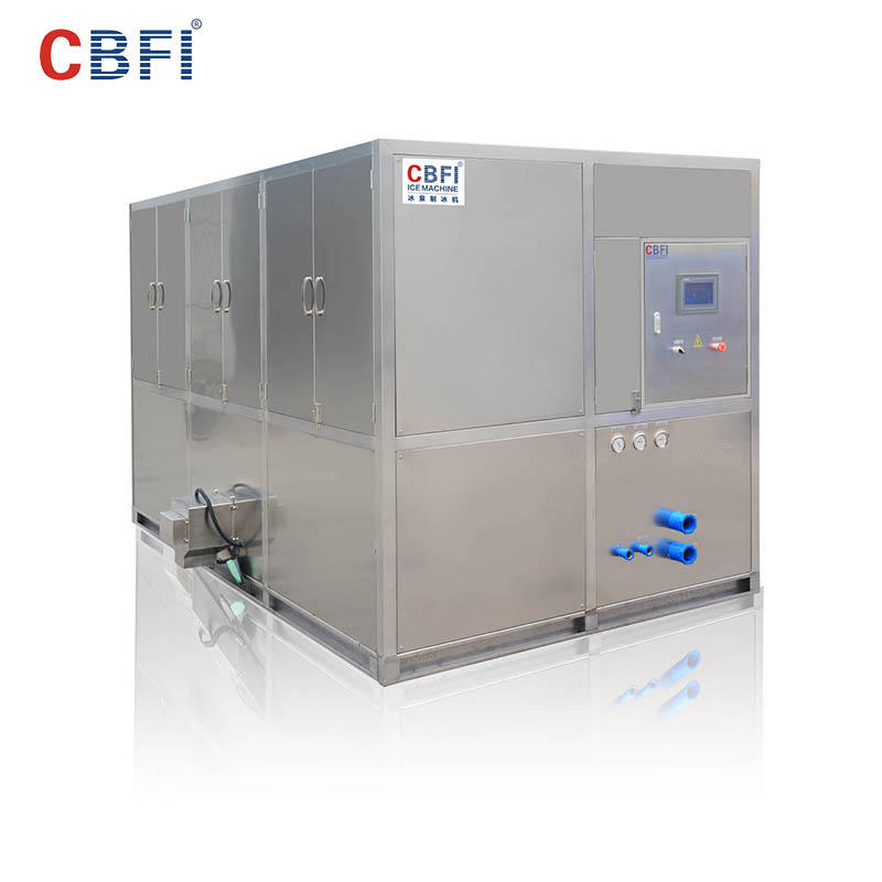 CBFI CV5000 آلة صنع الثلج 5 طن في اليوم بسعة كبيرة