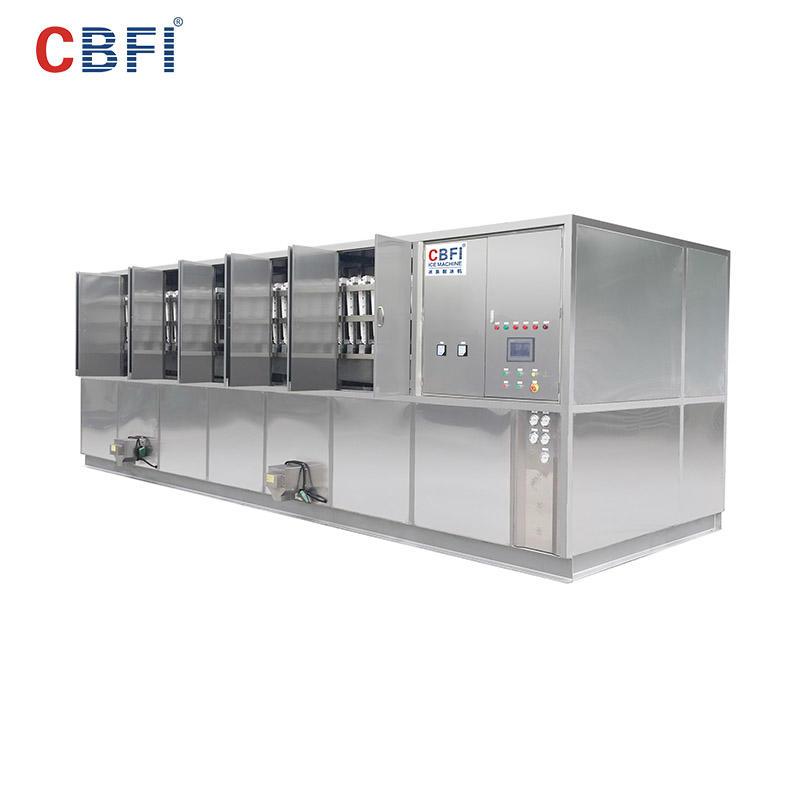 CBFI CV20000 مصنع صانع مكعبات الثلج 20 طنًا يوميًا