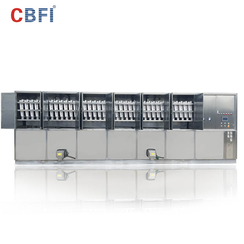 CBFI-Professional Large Cube Ice Maker Cube Ice Machine Factory Supplier-2