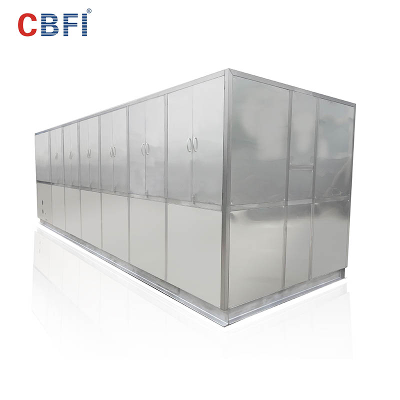 CBFI-Professional Large Cube Ice Maker Cube Ice Machine Factory Supplier-1