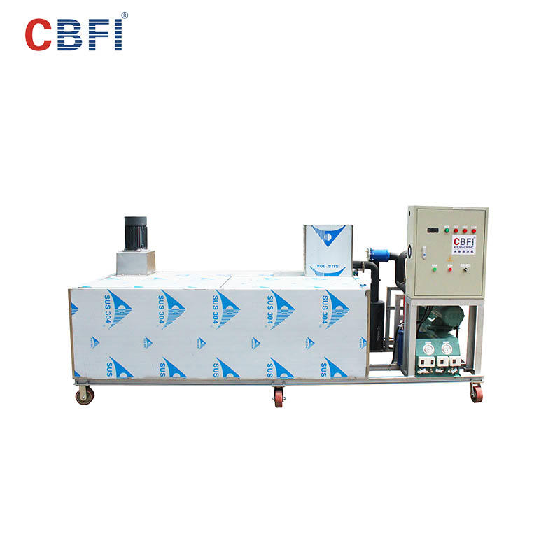 CBFI BBI10 1 Ton Per Day Block Ice Maker For Aquatic Goods