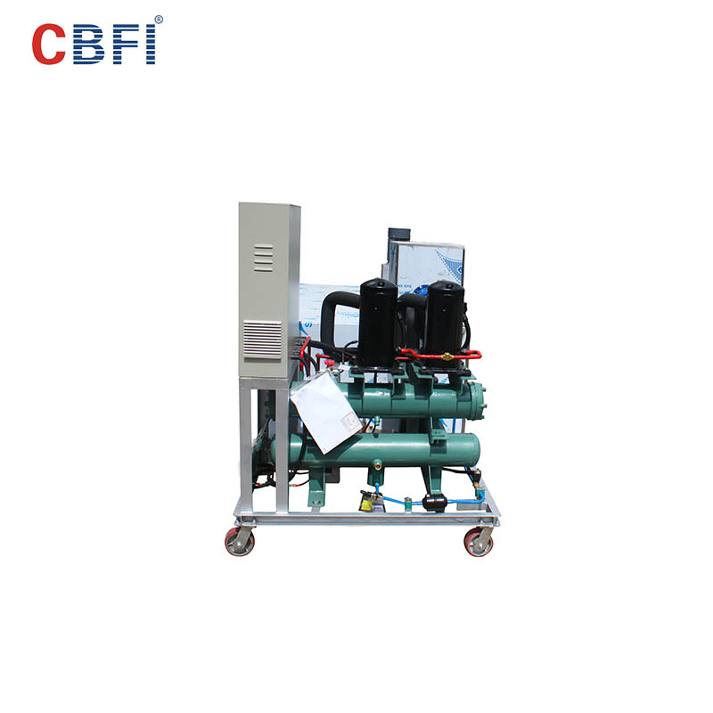 CBFI-CBFI BBI10 1 Ton Per Day Block Ice Maker For Aquatic Goods-1