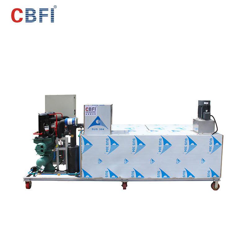CBFI BBI10 1 Ton Per Day Block Ice Maker For Aquatic Goods