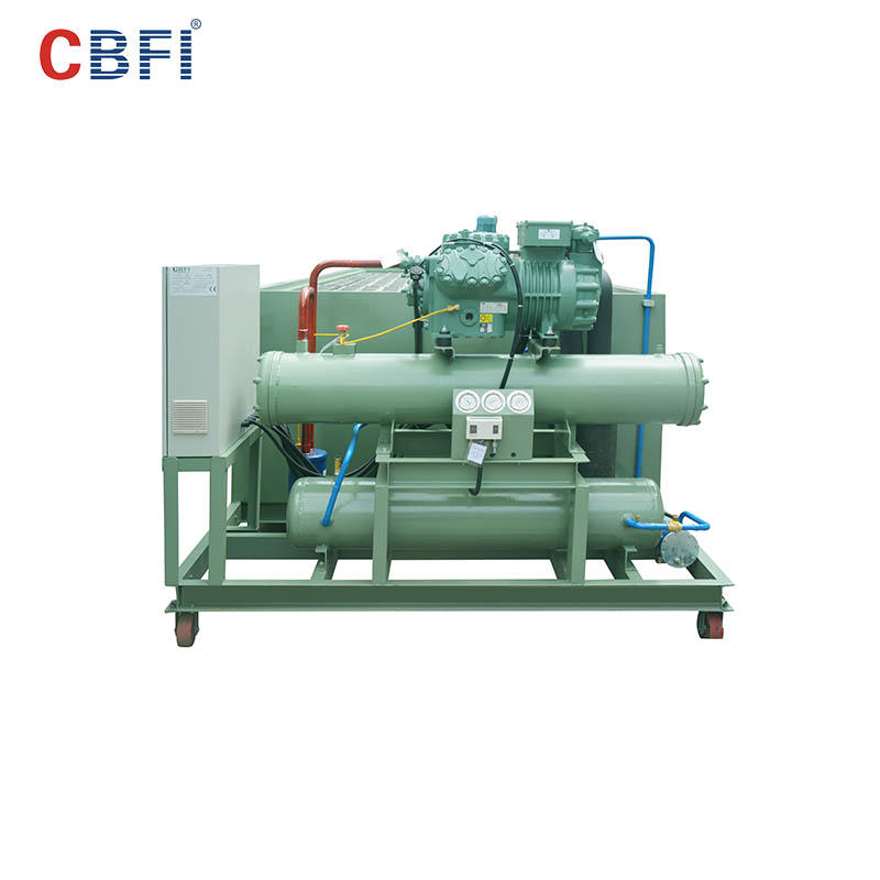 CBFI BBI100 10 Tons Per Day Ice Block Machine With Coil Pipes
