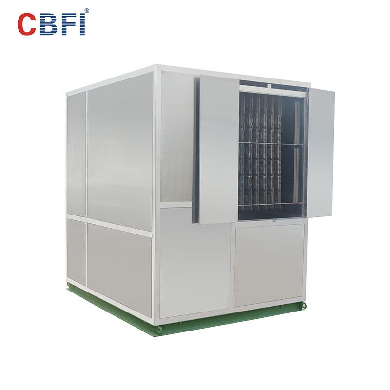 CBFI-plate ice maker ,restaurant ice machine   CBFI-1