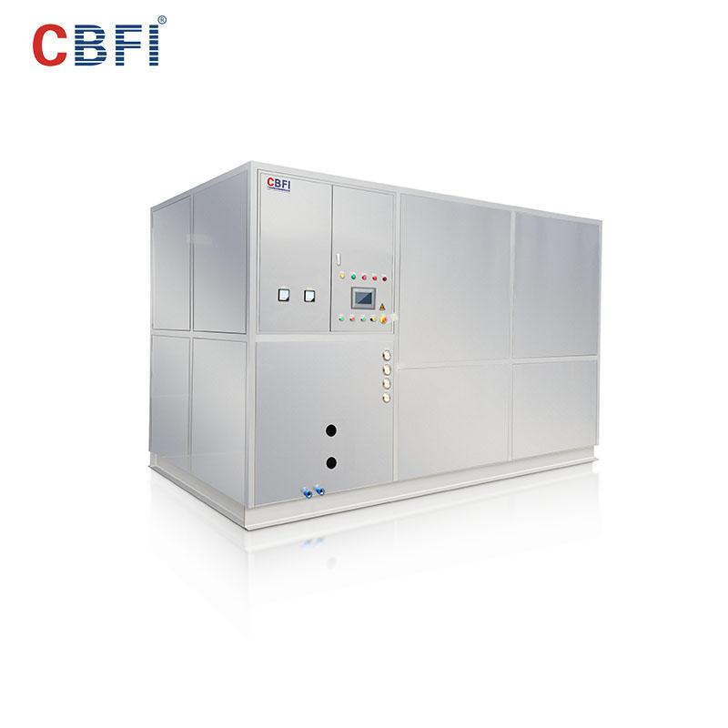 CBFI HYF200 20 طن في اليوم آلة الجليد لوحة للتبريد