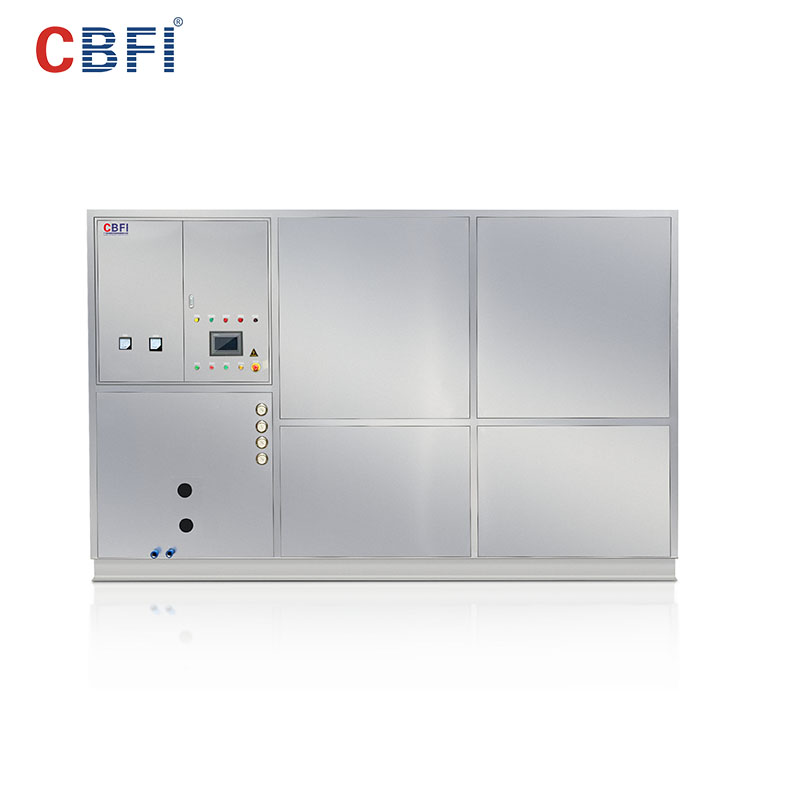 CBFI-CBFI HYF200 20 Tons Per Day Ice Plate Machine For Cooling-1