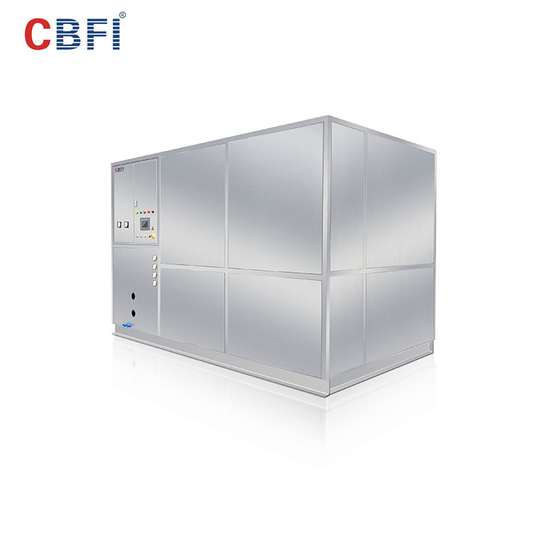 CBFI-CBFI HYF200 20 Tons Per Day Ice Plate Machine For Cooling