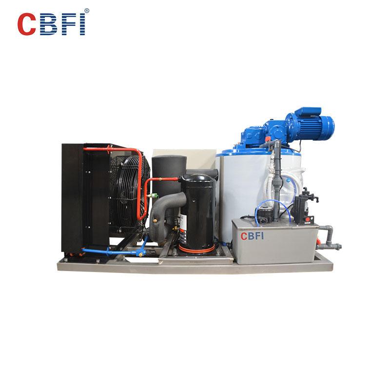 CBFI BF1000 1 Ton Per Day Flake Ice Maker For Fish Stores