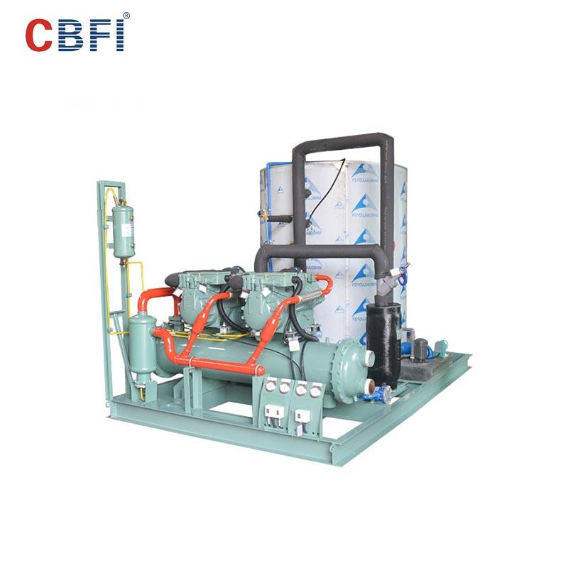 CBFI BF20000 20 Tons Per Day Flake Ice Machine For Concrete Cooling
